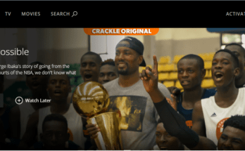 Sony crackle activation