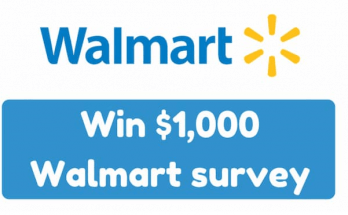 walmart customer survey