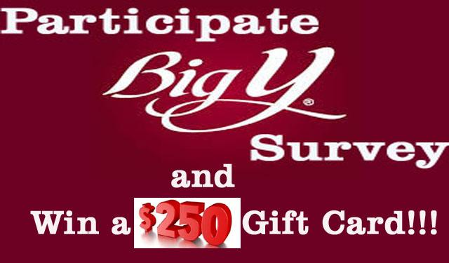 Big Y Survey Prize