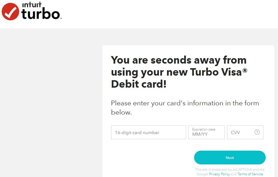 Torbo Prepaid Card Activate