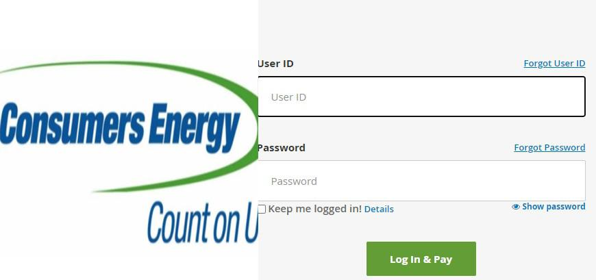 Consumers Energy bill pay