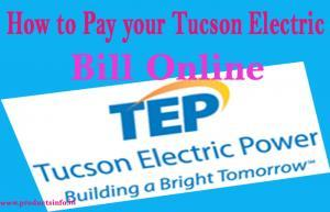 Tucson Electric bill pay